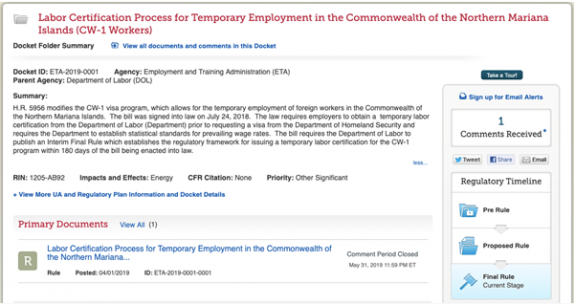 Why temporary labor certifications?