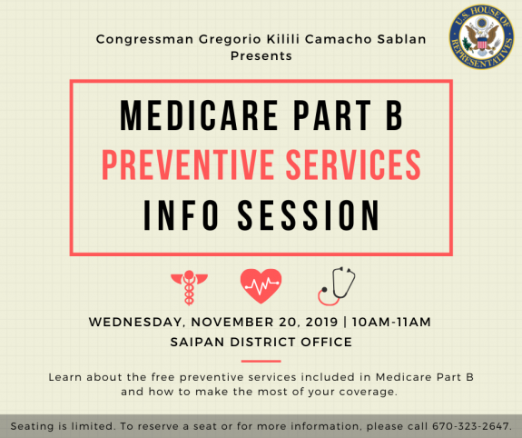 Use your free Medicare services
