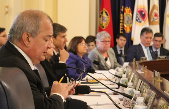 Vets Committee wants islands reports
