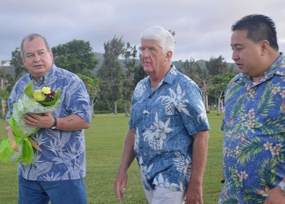 Kilili thanks US House Natural Resources Committee chairman