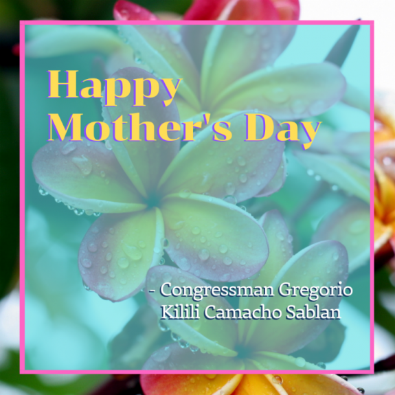 Happy Mother's Day, Marianas!