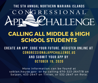 Register Now for the 2020 Congressional App Challenge feature image