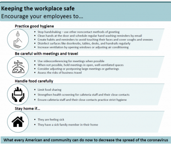 Act, and stay safe feature image