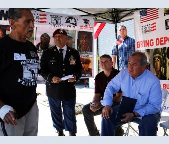 Help for deported vets feature image