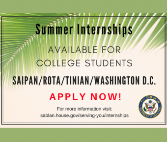 Summer Internships available feature image