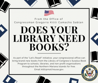 Free books for libraries feature image