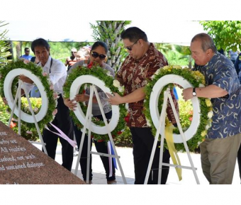 Tinian Nagasaki Hiroshima Peace Ceremony feature image