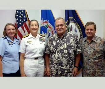Thank you, Rear Admiral Chatfield feature image