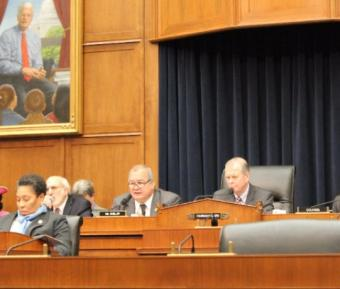 National Labor Relations Board hearing feature image