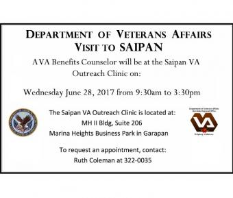 V.A. Benefits Counselor in Saipan feature image