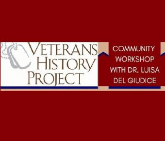 Veteran's History Project  feature image
