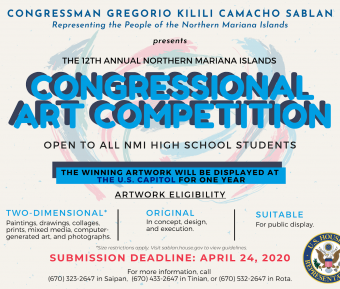 Art Competition Begins! feature image