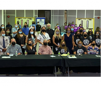 SAAM Proclamation Signing feature image